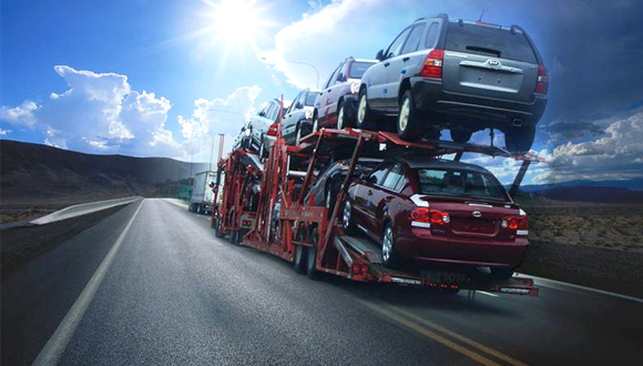 long distance car shipping services